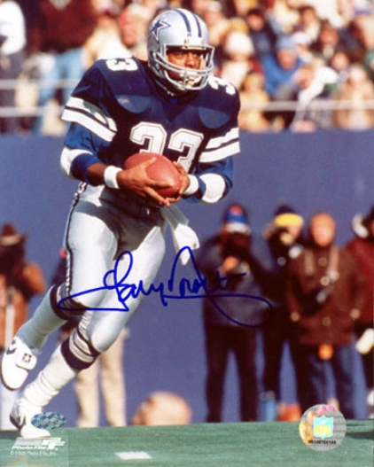 Tony Dorsett Dallas Cowboys Autographed 8x10 Photograph