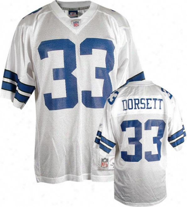 Tony Dorsett Reebok Nfl Replica Throwback Dallas Cowboys Jersey