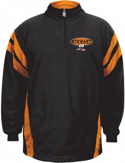 Tony Stewart Ahead Of The Rest 1/4 Zip Chiller Fleece