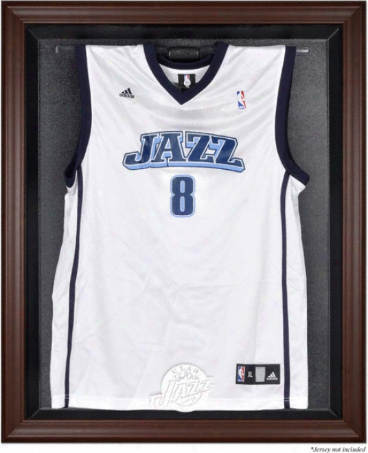 Utah Jazz Jersey Display Case