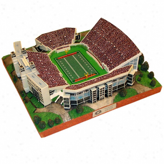 Virginia Tech Hokies - Lane Stadium Replica - Platinum Series