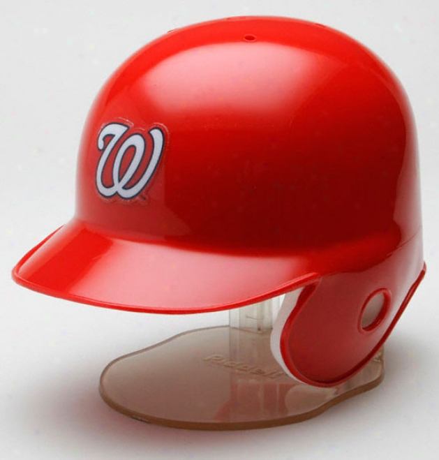 Washington Nationals Riddell Mini Helmet
