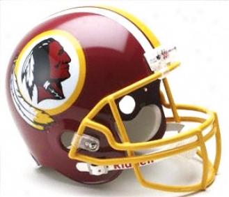Washington Redskins 1982 Delixe Replica Riddell Throwback Full Size Helmet