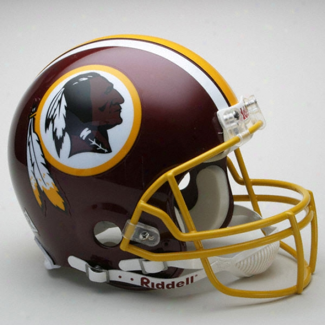 Washington Redskins Authentic Pro Line Riddell Full Size Helmet