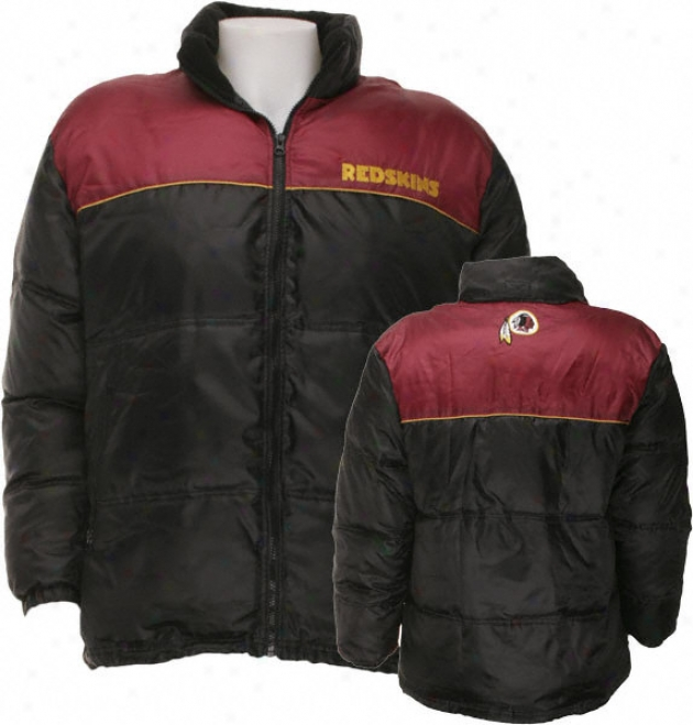 Washington Redskins Bubble Jacket