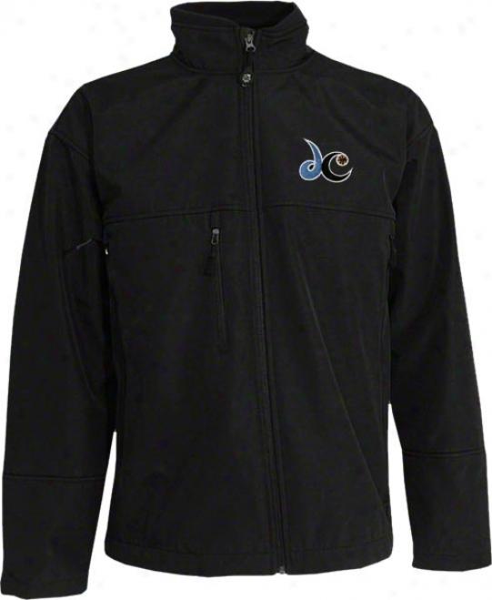 Washington Wizards Black Explorer Full-zip Jacket