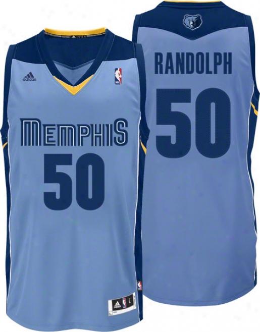 Zach Randolph Alternate Adidas Revolution 30 Swingman Memphis Grizzlies Jersey
