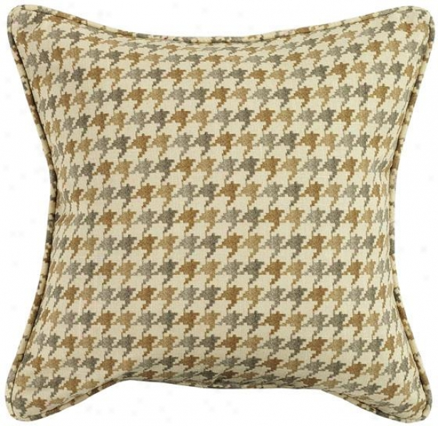 """abilene Due Fiber-filled Pillow - Fiber-flld Pllw, 26"""" Square"""