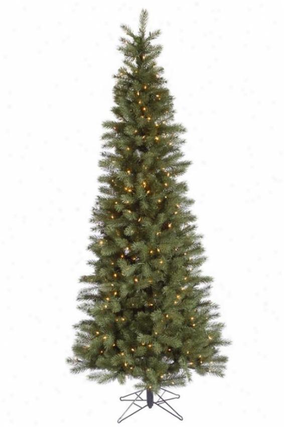 """albany Neat  Weak Tree - 8.5""""hx42""""w, White"""