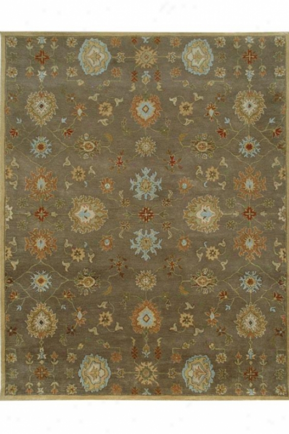 Alsace Area Rug - 5'x8', Brown
