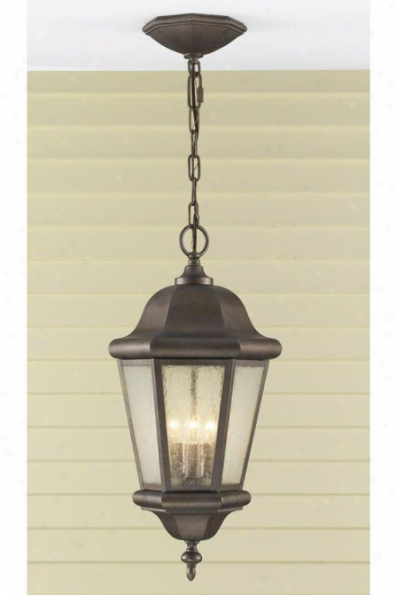 Anderson Outdoor Appendix - Three Light, Bronze