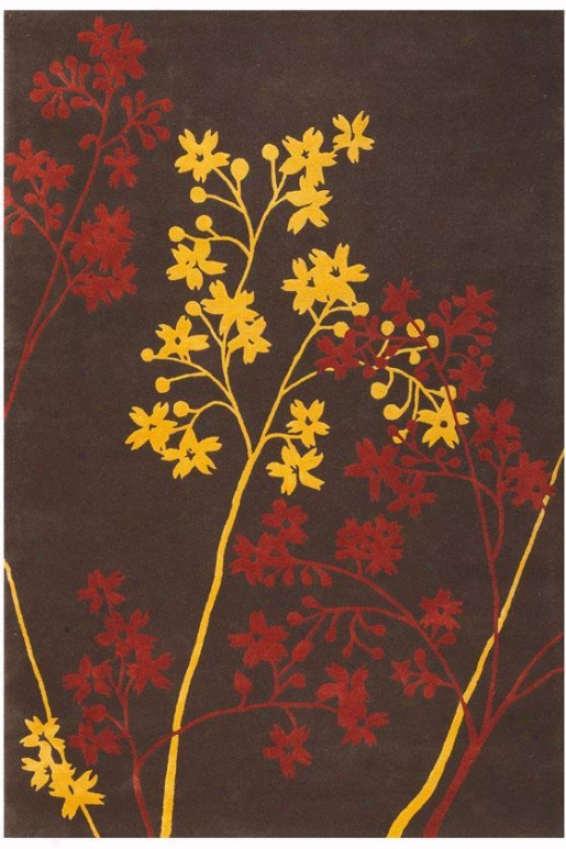 """arboretmu Rug - 8'3""""x11', Brown"""