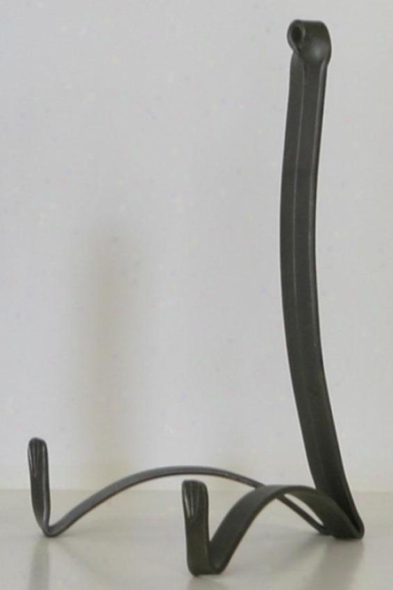Baroque Easel - Large, Antiqued