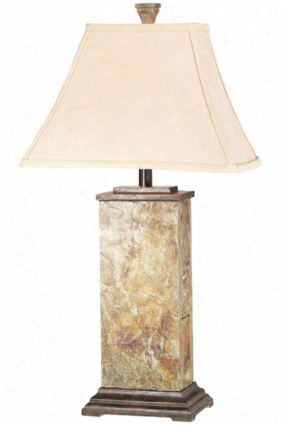 """bennington Table Lamp - 29""""h, Beige"""