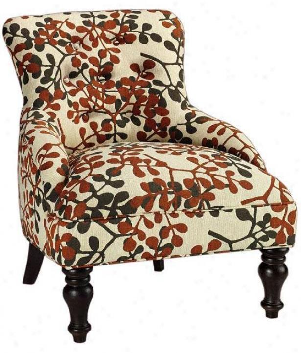 """birkin Arm Chair - 34""""hx28""""w, Branch"""
