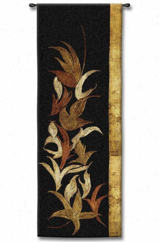 """Murky Shinwa I Tapestry - 53""""hx18""""w, Multi"""