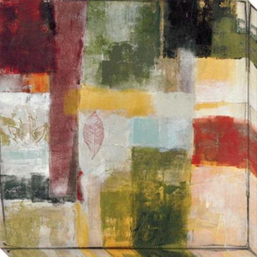 """""""botanical Thoughy I Canvas Wall Art - 40""""""""hx40""""""""w, Multi"""""""