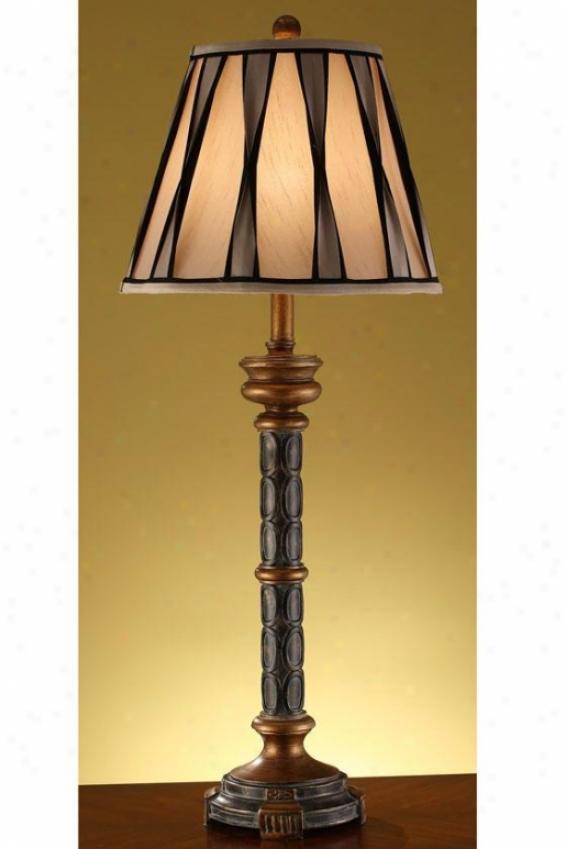 """""""bryant Table Lamp - 35""""""""h, Black"""""""
