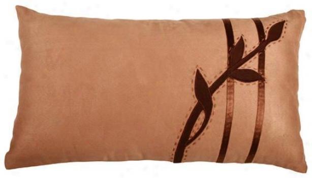 Burnaby Pillow - 11x21, Tan