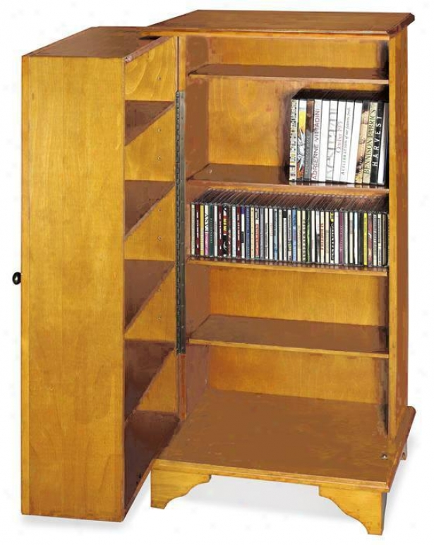 """burnham Cabinet With Storage Door - 20""""w, Beige"""
