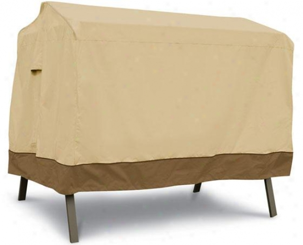 Canopy Swing Cover - One Size, Beige/sand