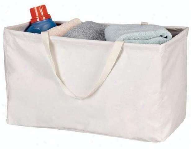 """canvas Rectangular Krush Container - 13""""hx11""""w, Canvas"""