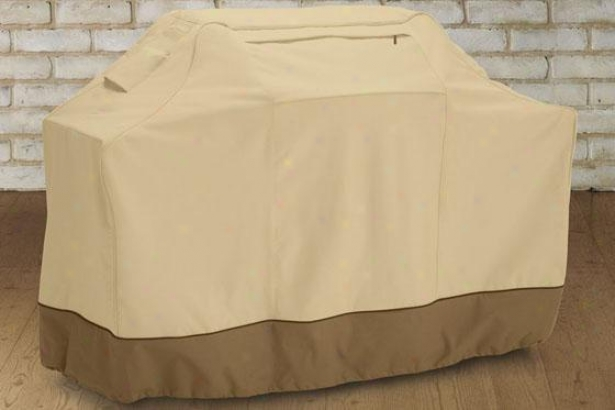 Cart Bbq Cover - Large, Beige/sand