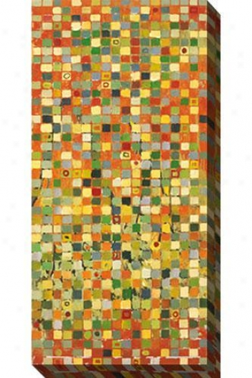 Channels Iii Canvas Wall Art - Iii, Multi