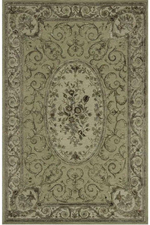 """""""chartres Area Rug - 3'9""""""""x5'9"""""""", Gold"""""""