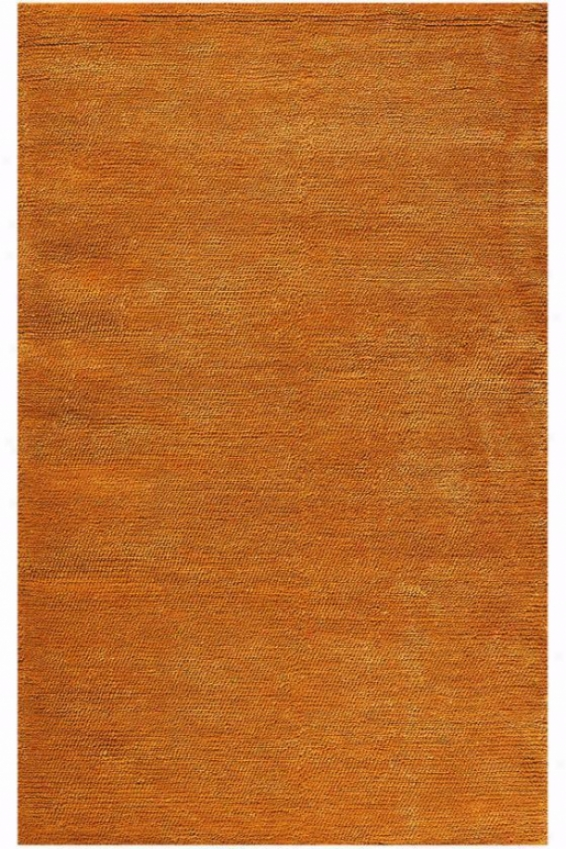 """cobblestone Rug - 2'6""""x8' Runner, Sun Orange"""