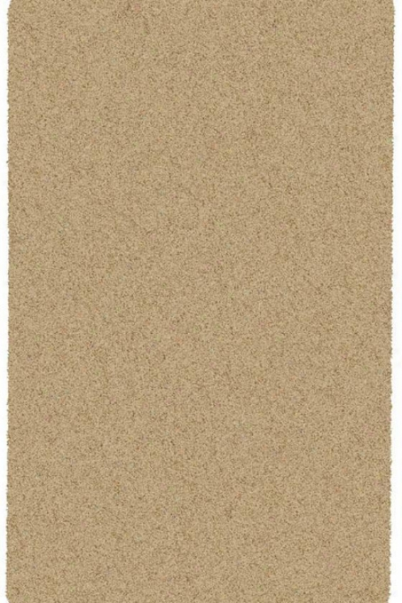 Crinkle Area Rug - 8'x10', Gold