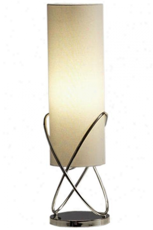 """""""crossing Table Lamp - 26""""""""hx8""""""""w, Of a ~ color"""""""