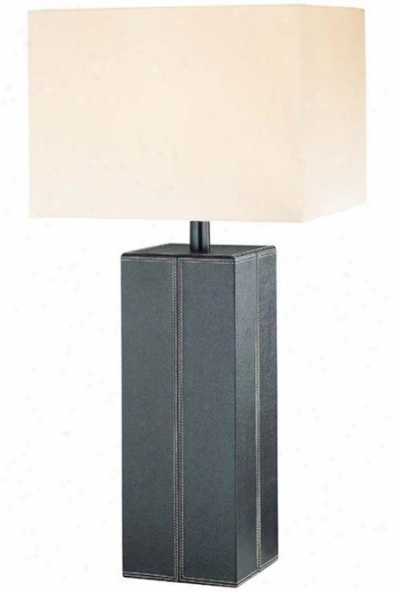 """""""curry Table Lamp - 27""""""""hx13.5""""""""w, Brown"""""""