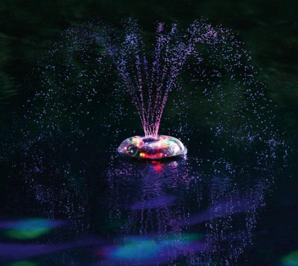 Dancing Fountain - One Size, Multti