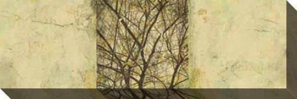 Appear Ii Canvas Wall Art - Ii, Sepia