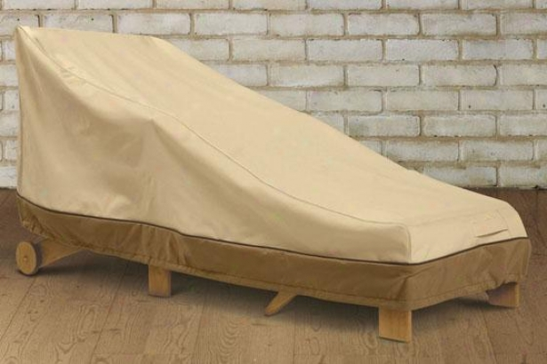 Day Chaise Cover - One Size, Pbb/learth/bark