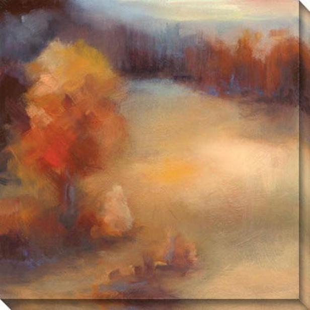 Daydream Ii Canvas Wall Art - Ii, Pumpiin