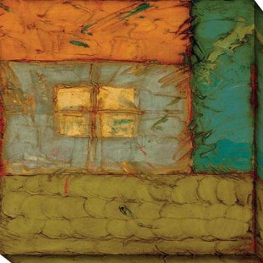 Departure Ii Canvas Wall Art - Ii, Multi