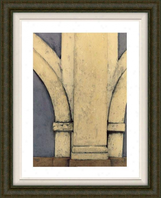 Dettaglio Iv Framed Wall Art - Iv, Fltd Burlwood