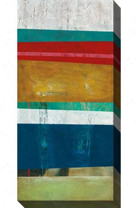 Divisive Harmony I Canvas Wall Art - I, Multi