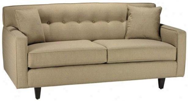 Dorset Studio Sofa - Sofa, Text Solid Tan