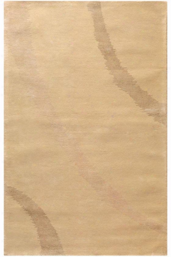 """Float Rug - 5'5"""" Round, Beige"""