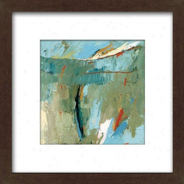 Early Dawn Comes Waking Ii Framed Wall Art - Ii, Mttd Eqpresso