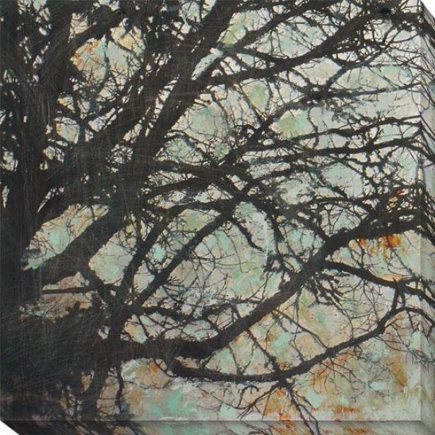 Enchanted I Canvas Wall Trade - I, Black