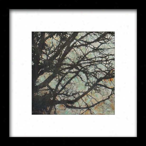 Enchanted I Framed Wall Art - I, Matted Black
