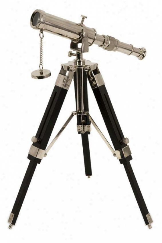 """explorer Telescope - 12""""x7.5"""", Slate Grey"""