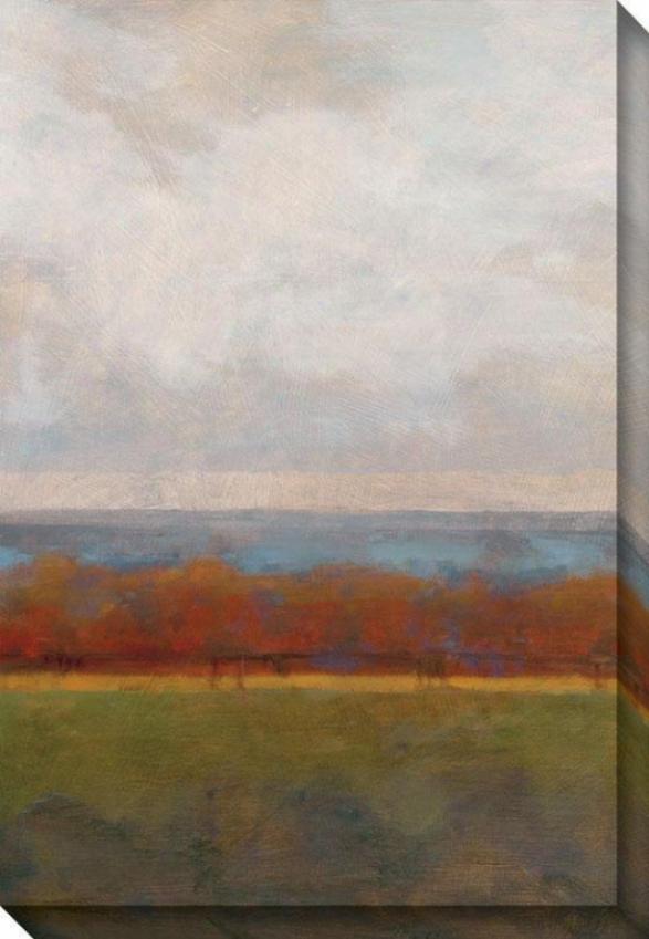 Fall Colors I Canvaw Wall Art - I, Autumn