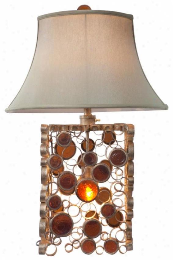 """fascinator Table Lamp - 30""""h X 12""""w, Kolorado"""