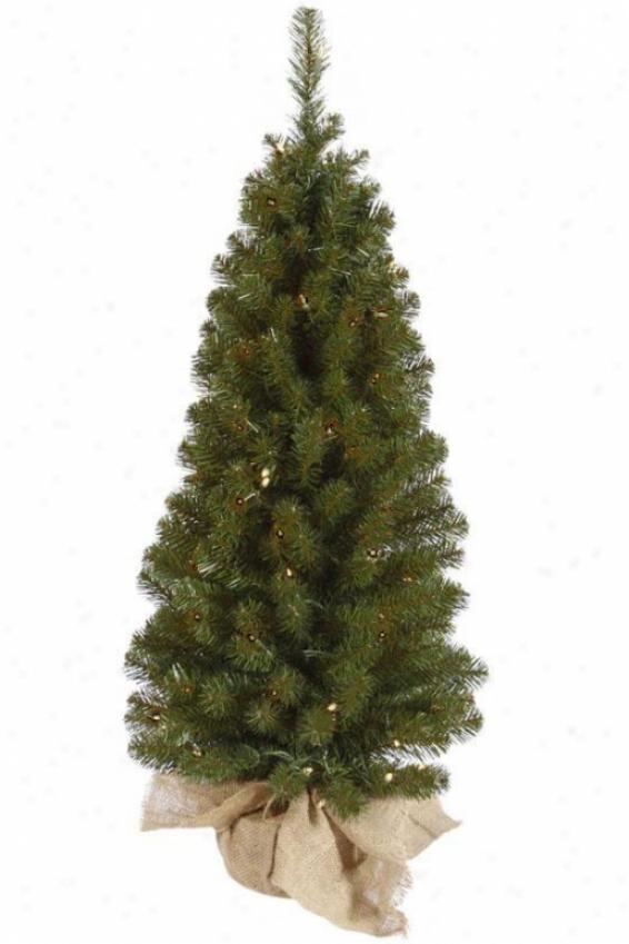 """felton Pine Tree - 36""""hx18""""w, No Illumine"""