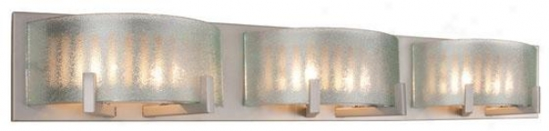 Firefly Sconce - Six Light, Silver Metallic